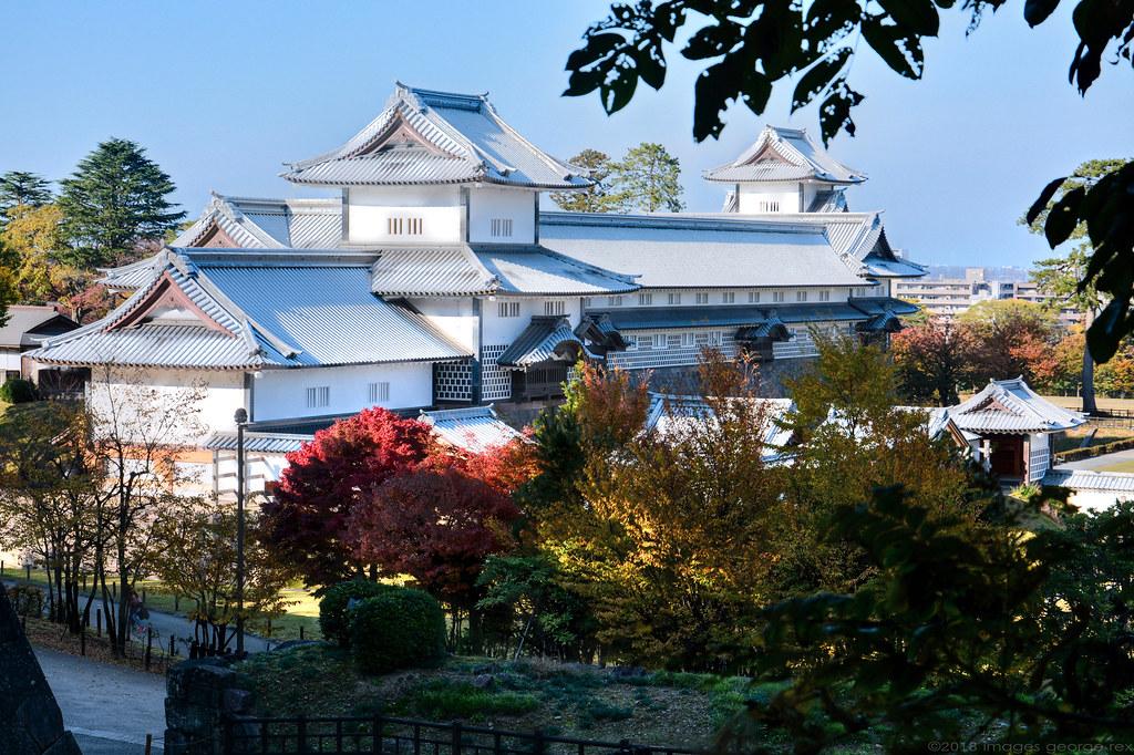 Kanazawa Castle / Restoration