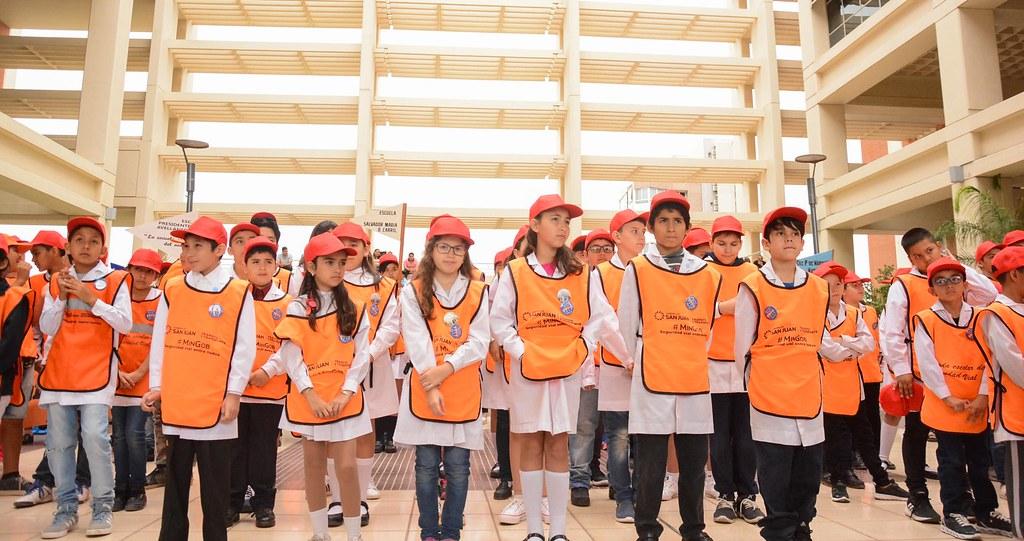 2018-26-11 PRENSA: Brigadas Escolares de Seguridad Vial