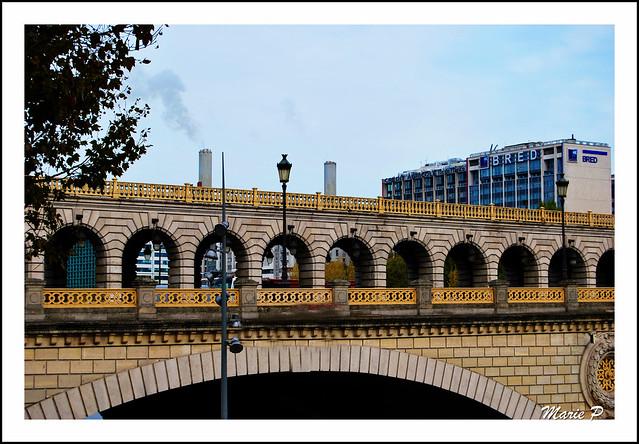 Paris, pont de Bercy.