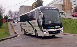 La Sepulvedana- Faibus nº 837 (1) | by Sanrabus