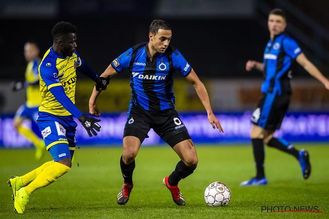 Waasland-Beveren - Club Brugge 07-12-2018