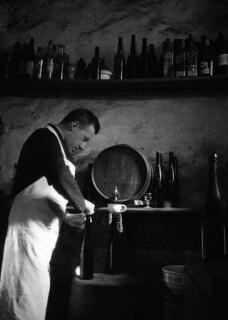 Korking av vin (1927)