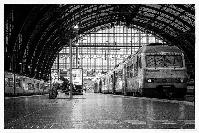 Gare centrale ( Anvers )