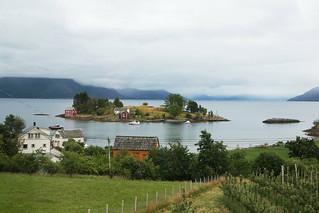 fiordo vicino a bergen   by viaggiculturalieuropa