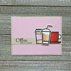 Coffee , yes please by Amy Tsuruta