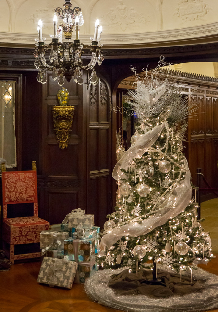 Stan Hywet At Christmas 2 Stan Hywet Hall Akron Oh Flickr