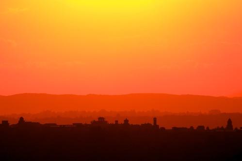 wow balcony montecasino johannesburg sunset tramonto gauteng fourways sandton