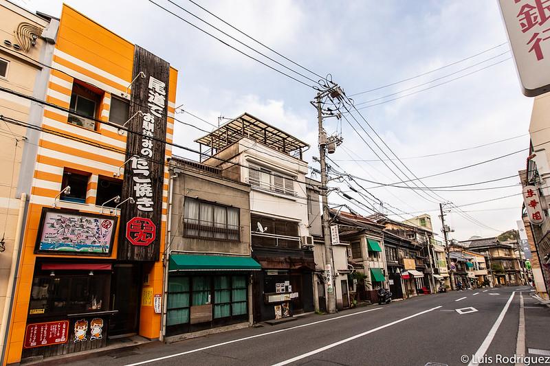 Calles de Onomichi