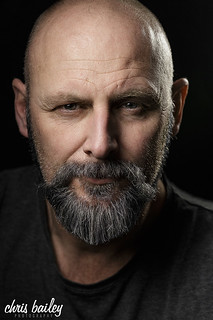 New headshot of Russ Ellingham | by Chris Bailey Photographer