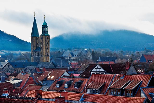 Goslar in wintermood