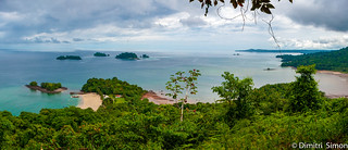 View of the bay of Isla Coiba | by dudi_dudewitz