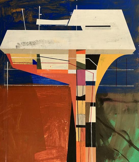 Jim Harris: Installation at Kreuzwertheim.