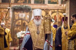 07.01.2019 | Рождественское богослужение в Софийском соборе