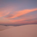 Sunset White Sands