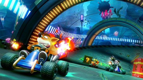 Crash Team Racing Nitro-Fueled   by PlayStation.Blog