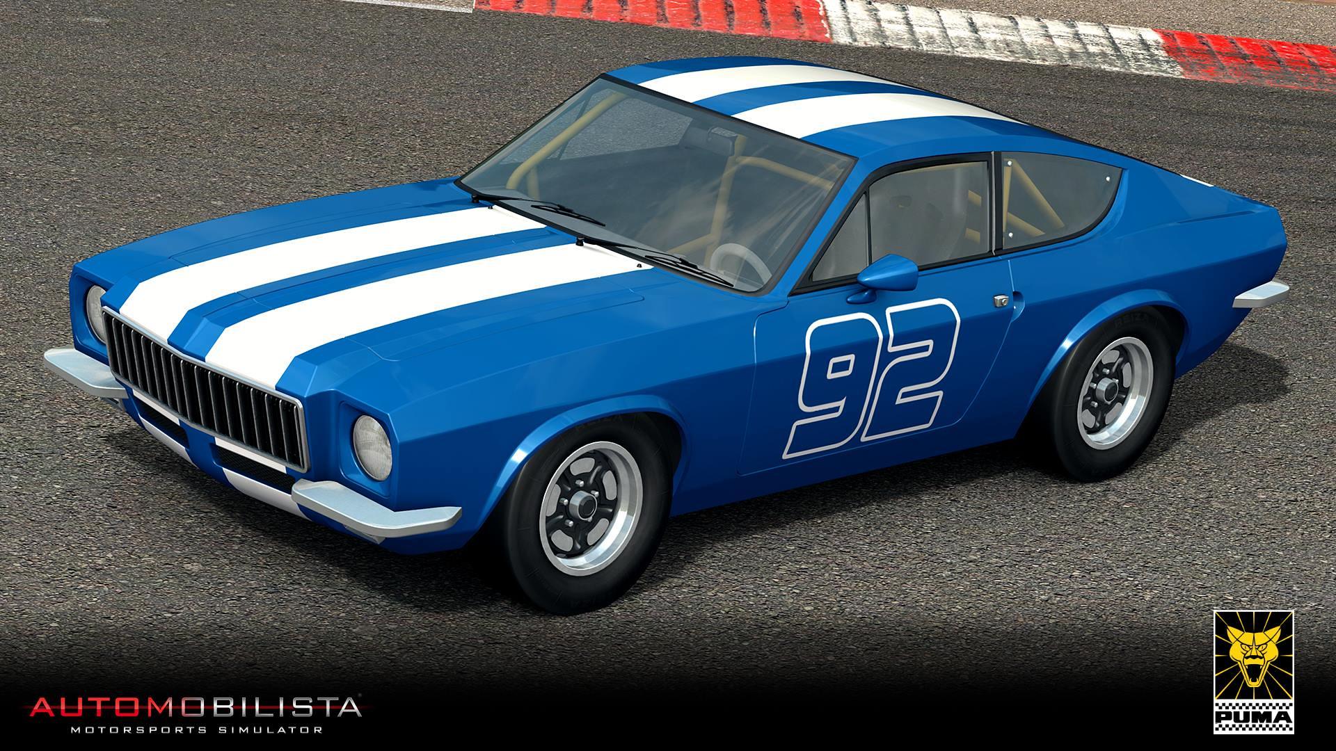 Puma Automóveis for Automobilista 5