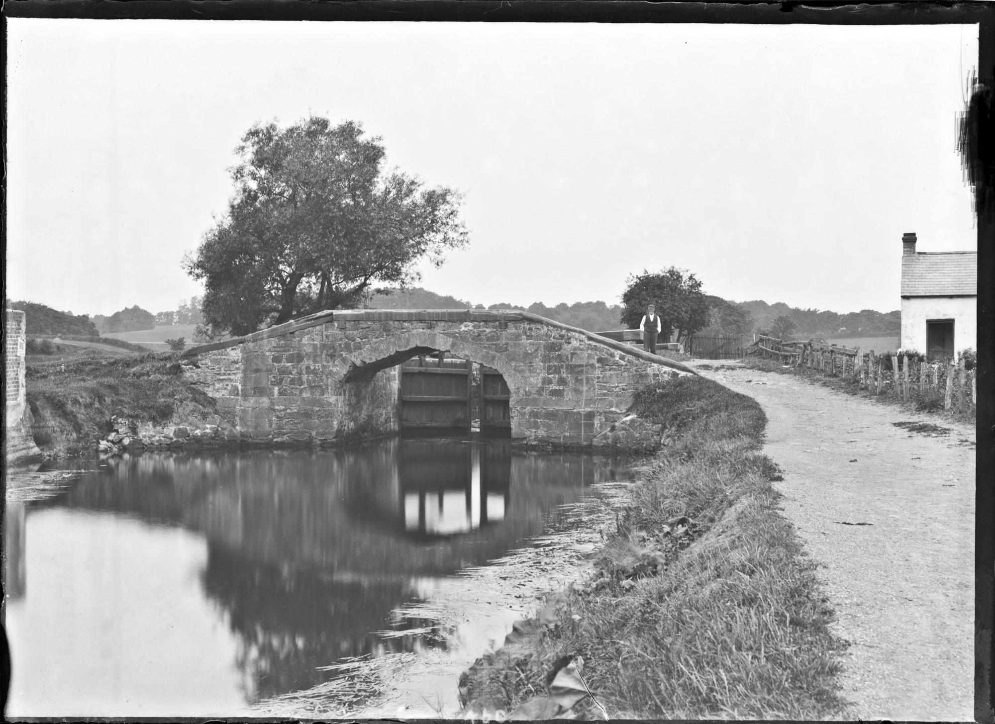 Third Lock, River Lagan, Belfast, Co. Antrim