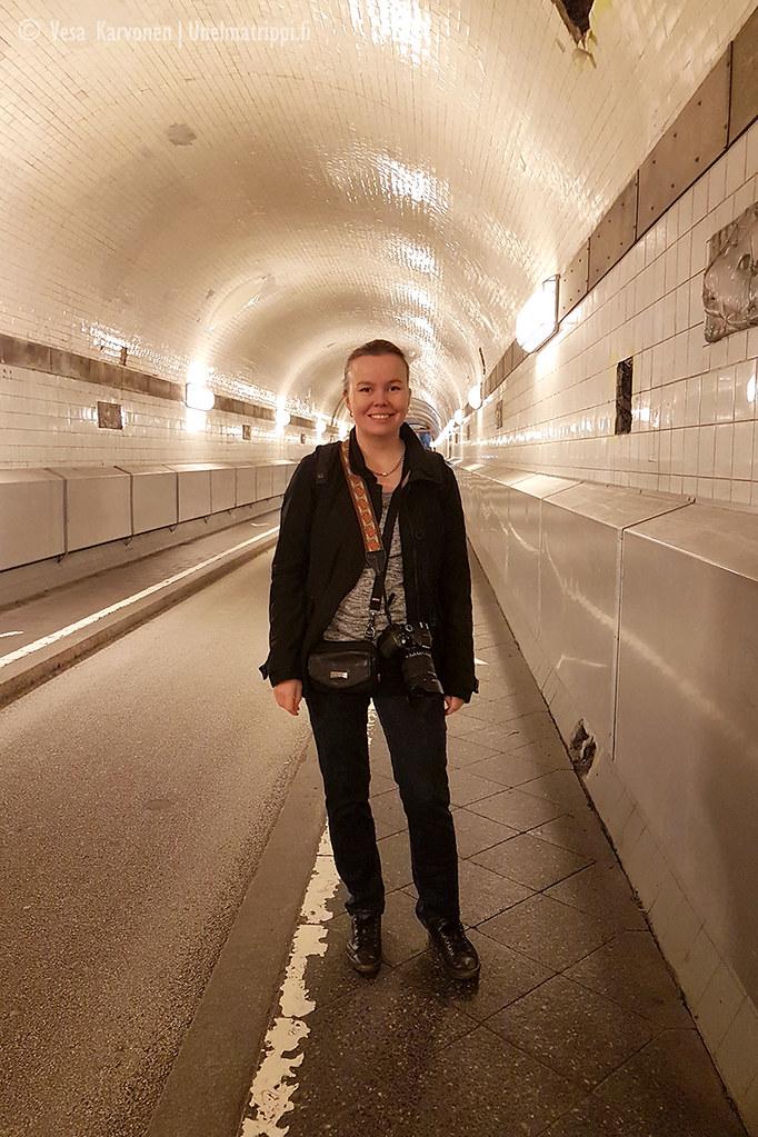 Jenni Elben tunnelissa