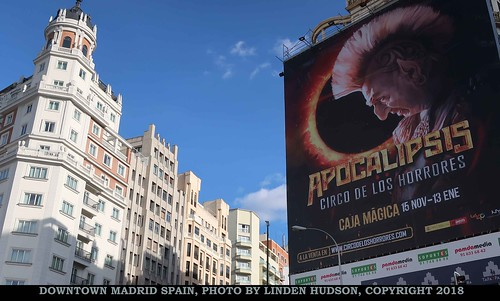 COOL BILLBOARD - MADRID SPAIN | by lindenhud1