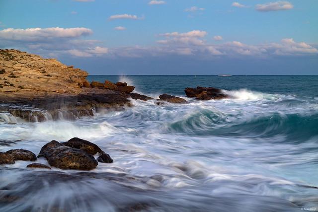Am Meer... [Mellieha Bay Küste]