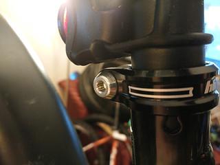 Seat post clamp bolt wear_20181129_090959Edit | by mtbboy1993