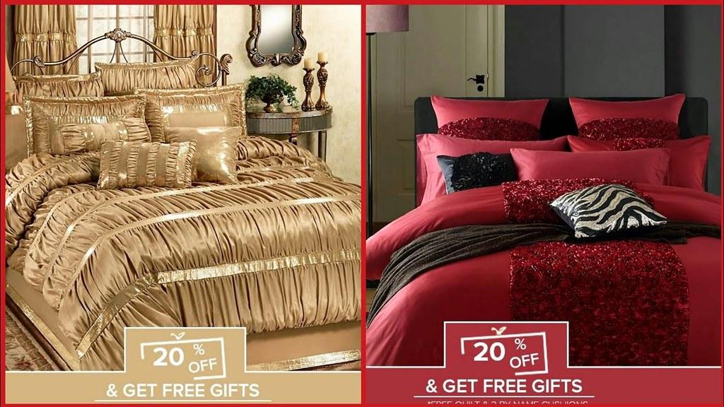 Top Class Designer Bed Sheet Buy Online Bridal Bed Sheet Designs Ideas Royal Bed Sheet Designs A Photo On Flickriver