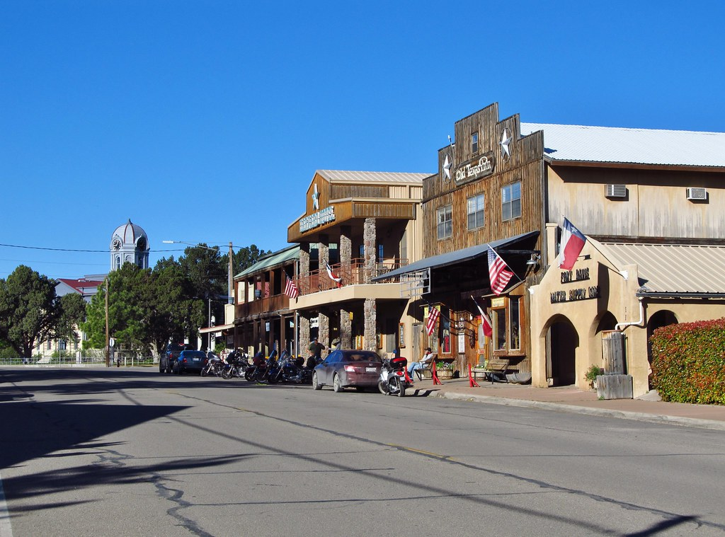 Fort Davis Tx >> Fort Davis Texas Downtown Fort Davis Jasperdo Flickr