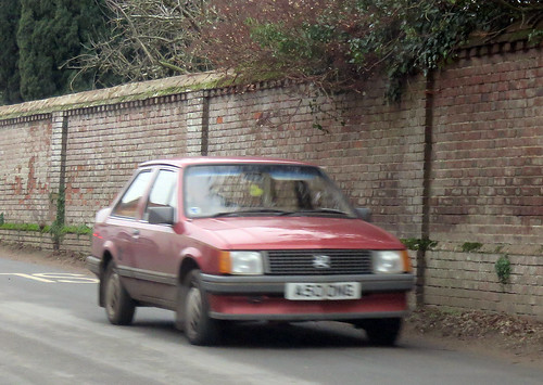 1984 Vauxhall Nova 1.2 GL 2dr | by Spottedlaurel