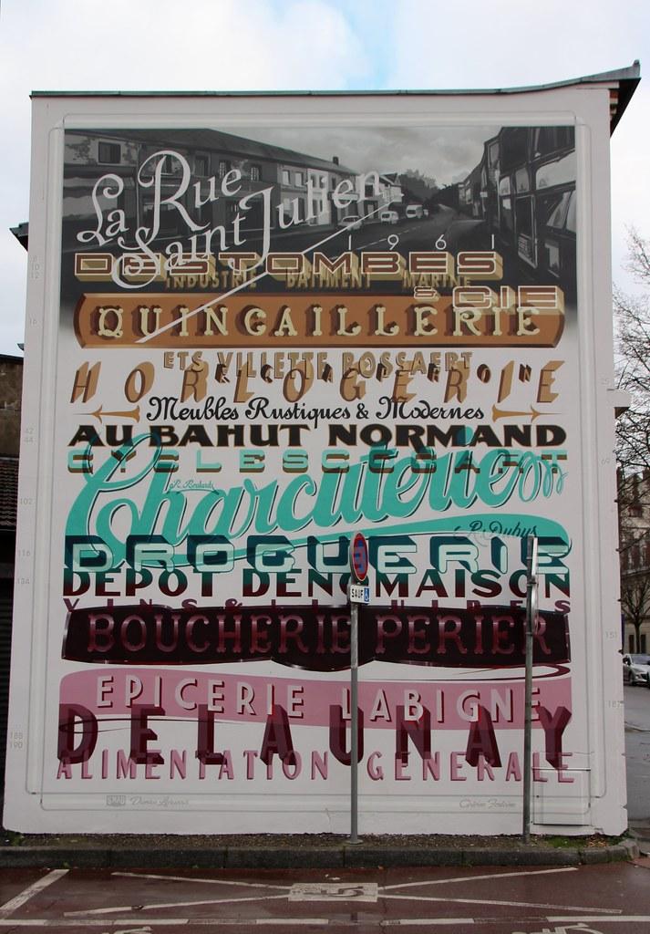 Rouen Icole Et Smad Letters Maison De Quartier Saint C Flickr