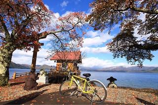 日本秋田單車行-田澤湖 | by Johnson Wang