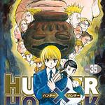 漫画 ハンター×ハンター 第01-35巻 HUNTER×HUNTER