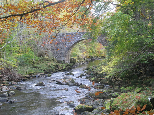 Huntly Bridge