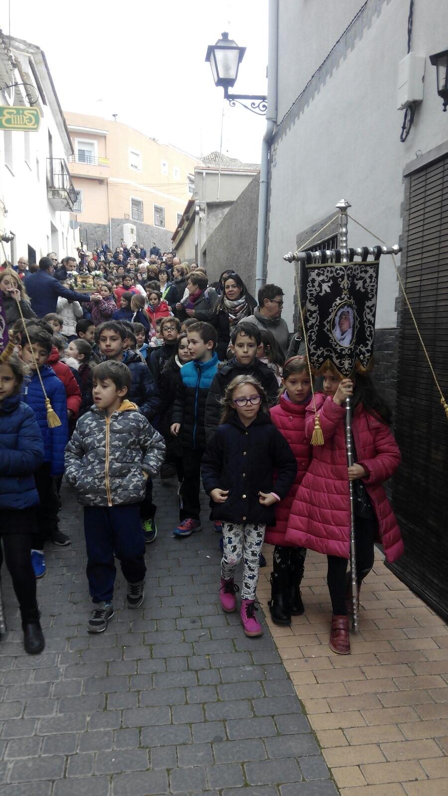 (2018-03-23) II Vía Crucis Infantil (Catequistas) (07)