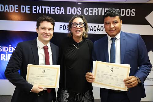Solenidade de Entrega dos Certificados das Pós-Graduações (29)