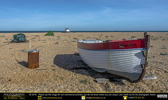 The Only Seaworthy Boats at Dungeness?