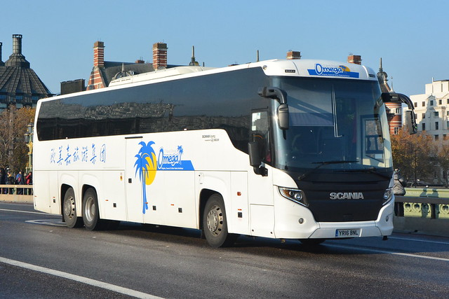 Travel Group Omega (YR16 BNL)