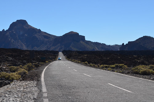 Road to Mount Teide from south west, Tenerife | by BuzzTrips