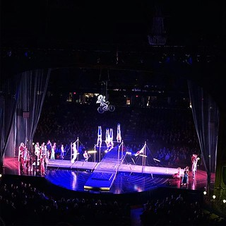 Took the kids to see Cirque du Soleil Corteo today, what a fun show! | by auley