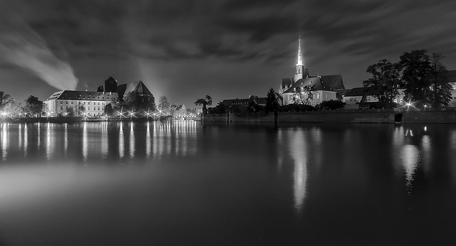 lights of wroclaw