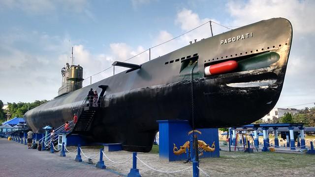 Pasopati 410 Whiskey-class Submarine