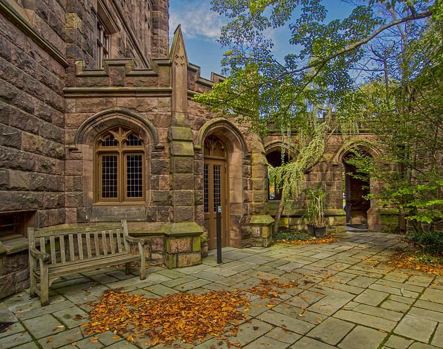 A Beautiful Fall Day in Princeton