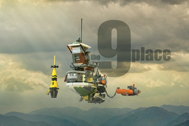 The Nine Place Lego - atana studio