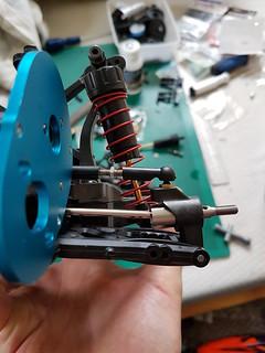 Tamiya TRF201 to RR-03Ra project   by cyturner