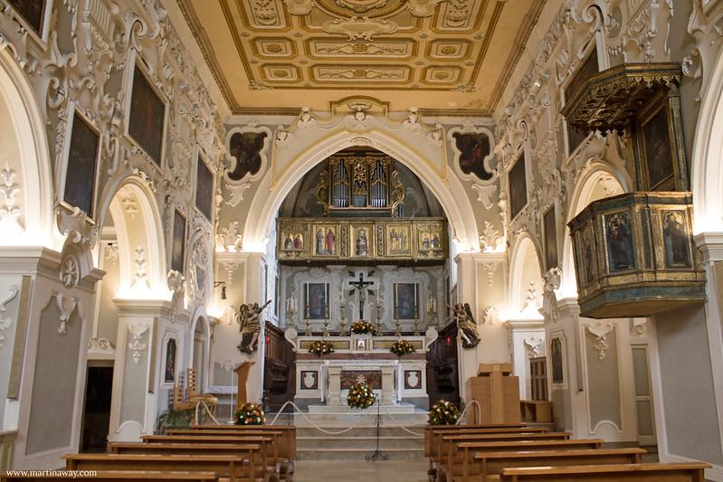 Chiesa di San Francesco d'Assisi, cosa vedere a Matera