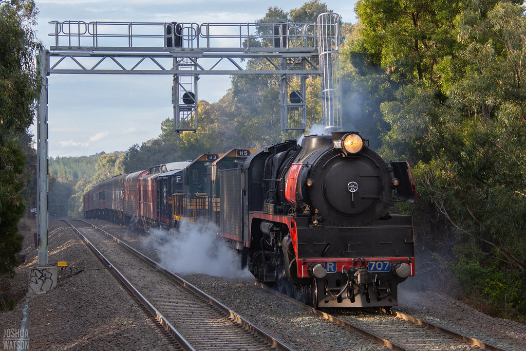 Racing Through The Ranges by Joshua_Watson