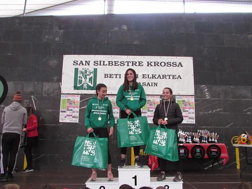 San Silbestre Txikia 2018