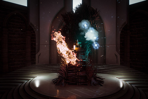 (04/52) Throne of 1000 Swords | by Zach & Artsy