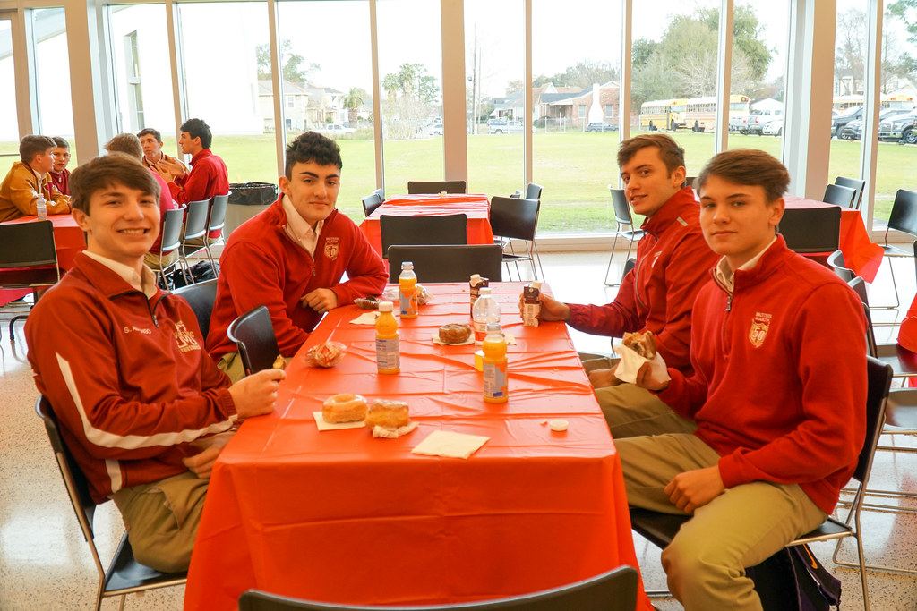 Honor Roll Breakfast and Lunch