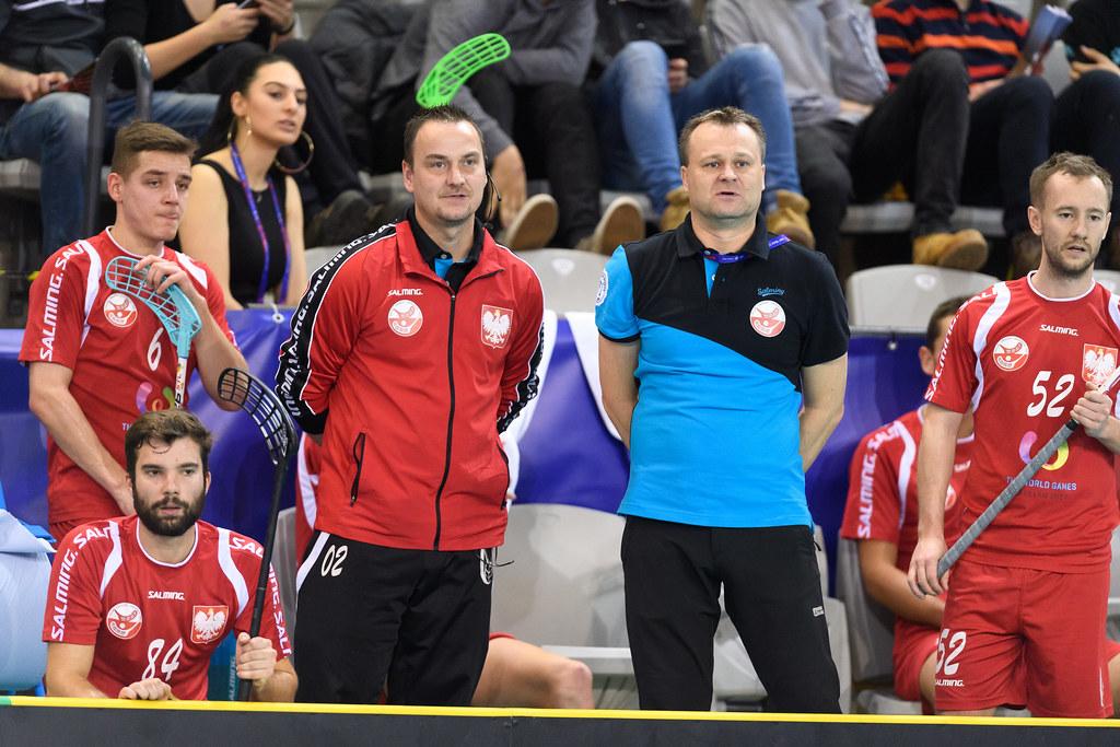 WFC 2018 - Thailand v Poland
