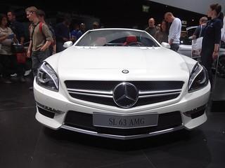Mercedes SLS 63 AMG 2012